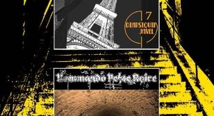 """Diapsiquir / Peste Noire Split 10"""" LP"""