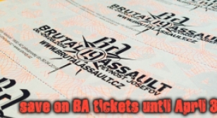 Brutal Assault 2014 tickets & accomodations
