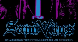 Saint Vitus 35th Anniversary Tour
