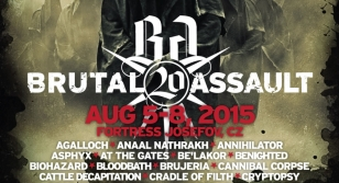 Brutal Assault 20 news 3 & 4