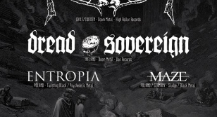 Concert: Mgla | Procession | Dread Sovereign + special guests