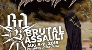 Brutal Assault 23 - 2018 first news