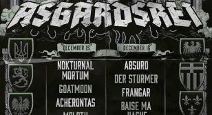 Asgardsrei Fest 2018 - Kiev 15-16 Decemeber