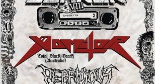 Metal Bunker VIII - Craiova - Vomitor