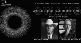 Michael Gira & Norman Westberg (live) - Where Does A Body End?