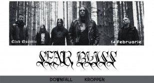 Sear Bliss : 3 concerts in Romania in February 2020
