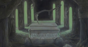 Anguish - Doomkvädet, new album, necro doom from Sweden